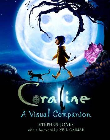 Coraline A Visual Companion Titan Books